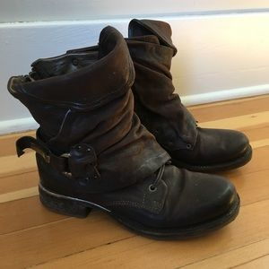 Free people A.G.98 Emerson ankle boot size 38